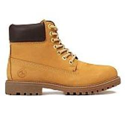 Lumberjack River Kadın Bot - Light Yellow