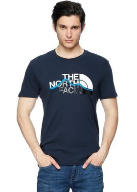 The North Face M S/S Mountain Line Tee T-Shirt
