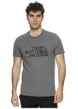 The North Face M S/S Woodcut Dome Tee T-Shirt