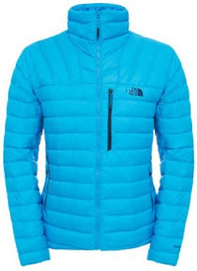 The North Face Morph Erkek Fermuarlı Mavi Mont