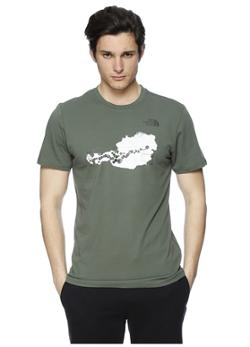 The North Face M S/S Country Peak Tee T-Shirt