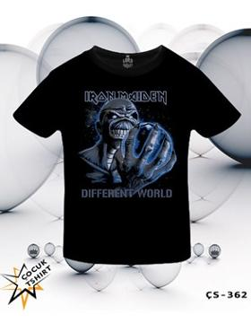 Lord Iron Maiden - Different World T-Shirt