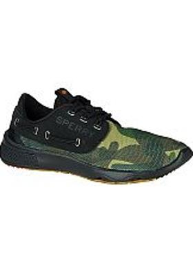 Sperry 7 Seas Boat Shoe - Camo