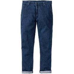 Bonprix bpc selection Coolmax Chino Jean Pantolon Regular Fit - Mavi