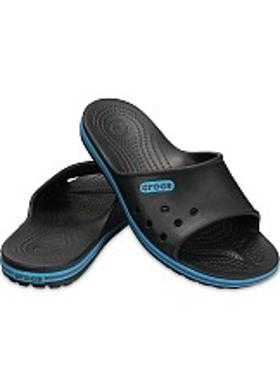 Crocs Crocband II Slide - Black-Graphite