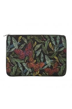 Fonfique Meri Clutch Botanical