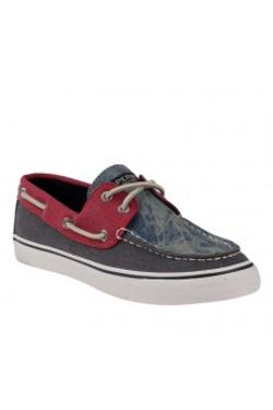 Sperry Sts99129 Sperry Bahama Trı-tone - NAVY RED