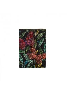 Fonfique Gemma Passport Cover Botanical