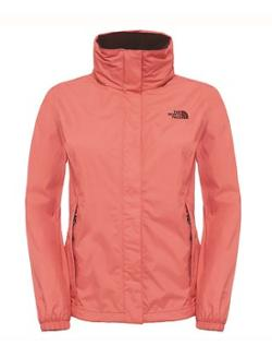 The North Face W Resolve Jacket Bayan Mont (Fw17) Turuncu