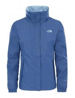 The North Face Resolve 2 Kadın Mont Mavi