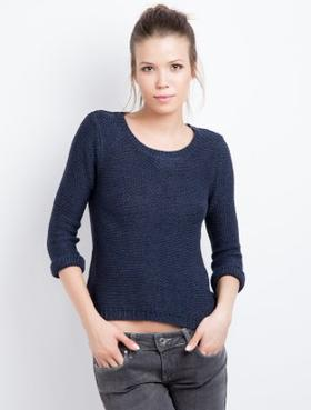 Mavi Long Sleeve Sweater Total Eclipse