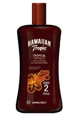 Hawaiian Tropic Yağ Spf2 200 Ml