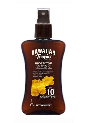 Hawaiian Tropic Yağ Spray Spf10  200Ml