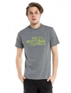 The North Face Woodcut Dome Tee