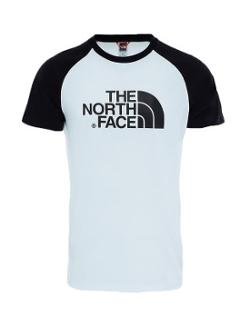 The North Face M S/S Raglan Easy Tee