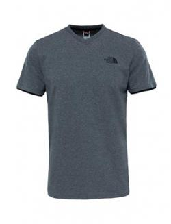 The North Face M V-Neck S/S Tee