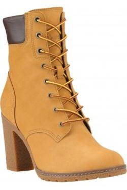 Timberland 8715a Timberland Glancy 6in - Wheat Nubuck
