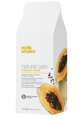 Milkshake Naturel Care Papaya Meske 12X15Ml