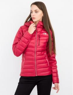 The North Face W Morph Down Hooded Jacket