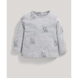 Mamas Papas M&P BUNNY PRINT T-SHIRT