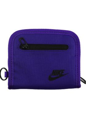 Nike NIKE HERITAGE SMALL WALLET NS COURT PURPLE/BLACK