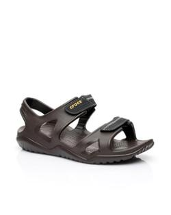 Crocs Swiftwater River Siyah Terlik 203965 Siyah
