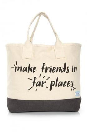 Toms All Day Quote Tote