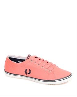 Fred Perry B6259w Fred Perry 151 Kıngston Twıll Fc28 Coral Navy