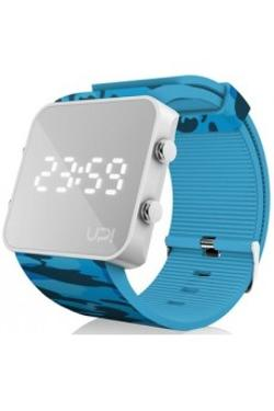 Up! Watch MINI White&Blue Camouflage