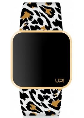 Up! Watch TOUCH Shiny Gold&Leopard