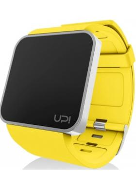 Up! Watch UPWATCH TOUCH SLIM Shiny Silver & Yellow