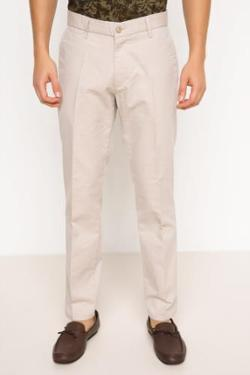 DeFacto Oxford Regular Chino Pantolon