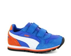 Puma 358773011 ST Runner NL V Kids strong blue-white-na