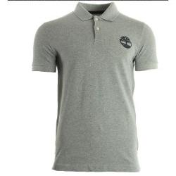 Timberland Tekstil Bay A1BB4052 Timberland SS Slim Millers Logo Polo