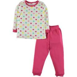 Baby Center Civil Girls Penye Pijama Takımı 2-6 Yaş Fuşya