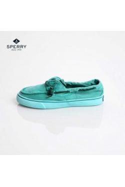 Sperry Sts95516 Sperry Bahama Washed Teal - TEAL