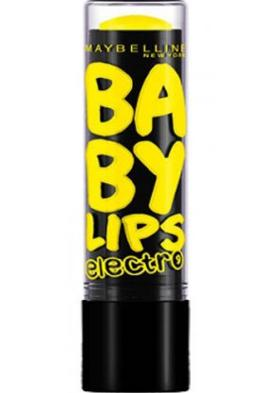 Maybelline Babylips Electro Lip Balm 2 Fierce N Tangy lipstick