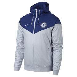 Nike Chelsea FC Authentic Windrunner Erkek Ceketi