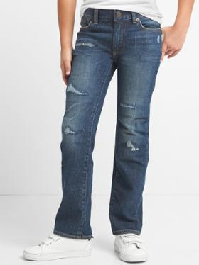 Gap Streç straight jean pantolon