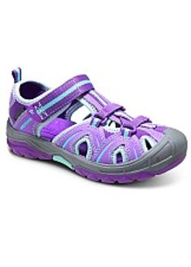 Merrell Hydro Hiker Sandal Girls' - Purple-Blue