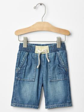 Gap 1969 denim şort