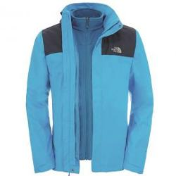 The North Face Evolve II TriClimate Erkek Mavi Mont