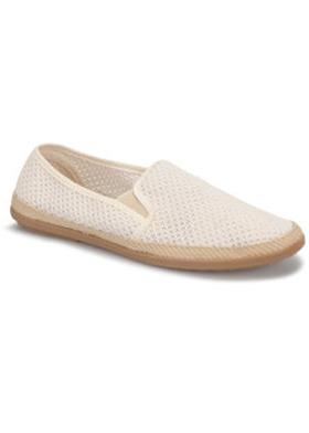 Panama Club Bej Erkek Slip On Erkek Oxford / Loafer