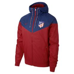 Nike Atletico de Madrid Authentic Windrunner Erkek Ceketi