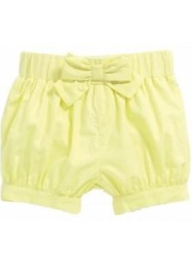 Mamas Papas M&P Yellow Shorts Kız