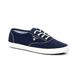 Gant New Haven Kadın Lacivert Sneakers