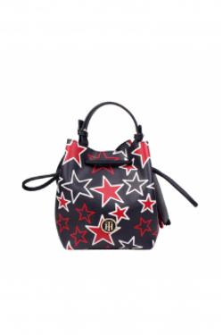 Tommy Hilfiger Aw0Aw04066 Star Print - Tommy Navy