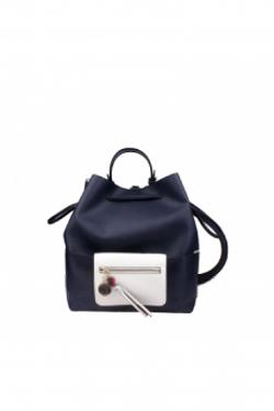 Tommy Hilfiger Aw0Aw03689 Tommy Navy - Bright White