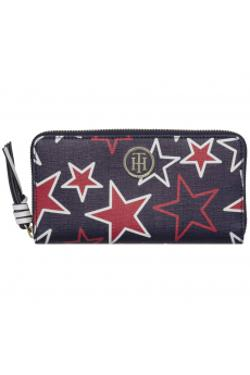 Tommy Hilfiger Aw0Aw04108 Star Print - Tommy Navy