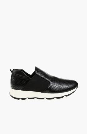 Network Smart Casual Siyah Sneaker